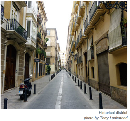 Historical District, Valencia