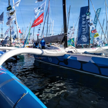 Route du Rhum yacht race celebrates 40th anniversary