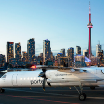 Porter Airlines moves restart date to Oct. 7
